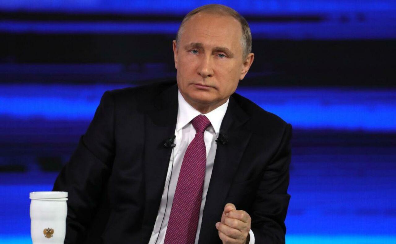 Просьба онкобольной больше всего запомнилась россиянам напрямой линии сПутиным