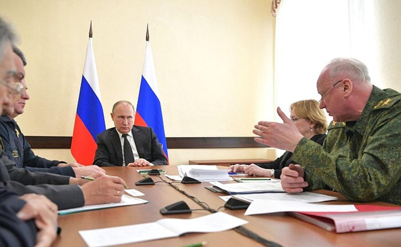 Пятерым задержанным поделу опожаре вКемерово предъявлены обвинения