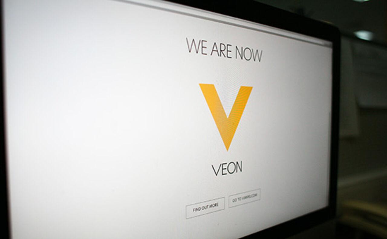 Владелец «Билайна» сменит название наVeon