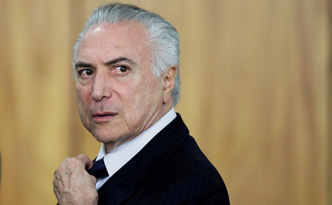 Президент Бразилии неполучил пенсию без «доказательства жизни»