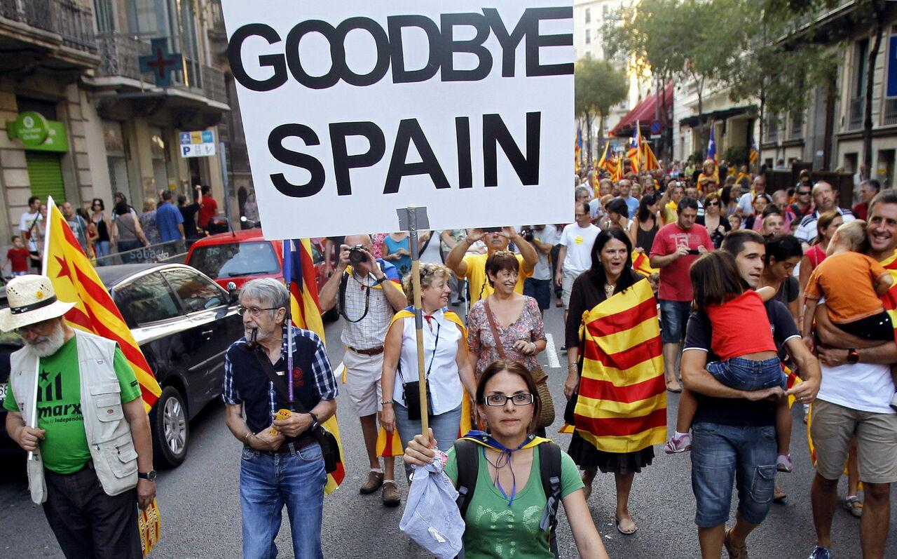 Постопам Каталонии: Фландрия задумалась онезависимости отБельгии