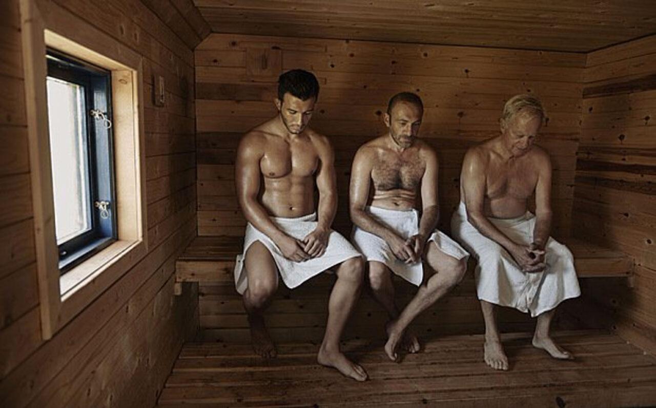 Фото мы в бани