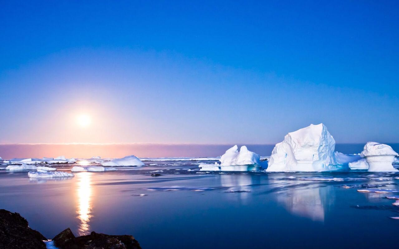 В Арктике зафиксировали самую высокую за 115 лет температуру