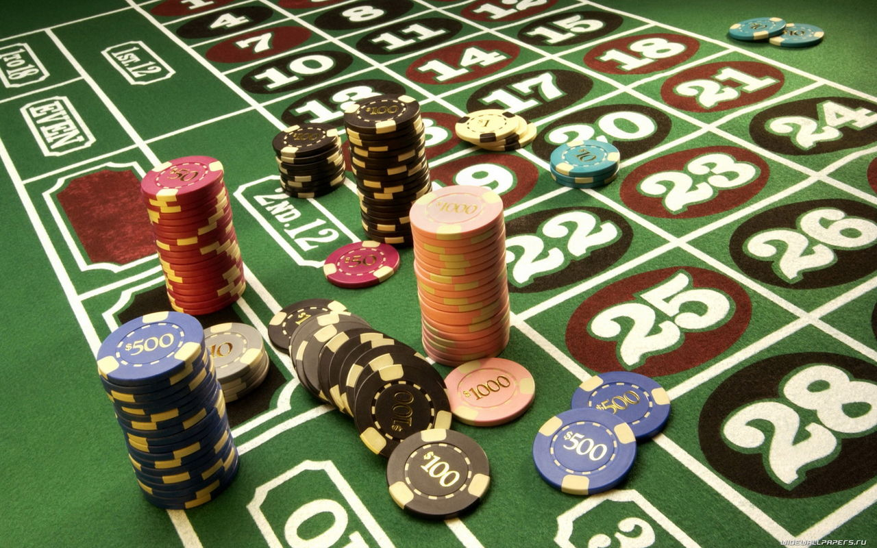 an introduction to the issue of gambling casinos