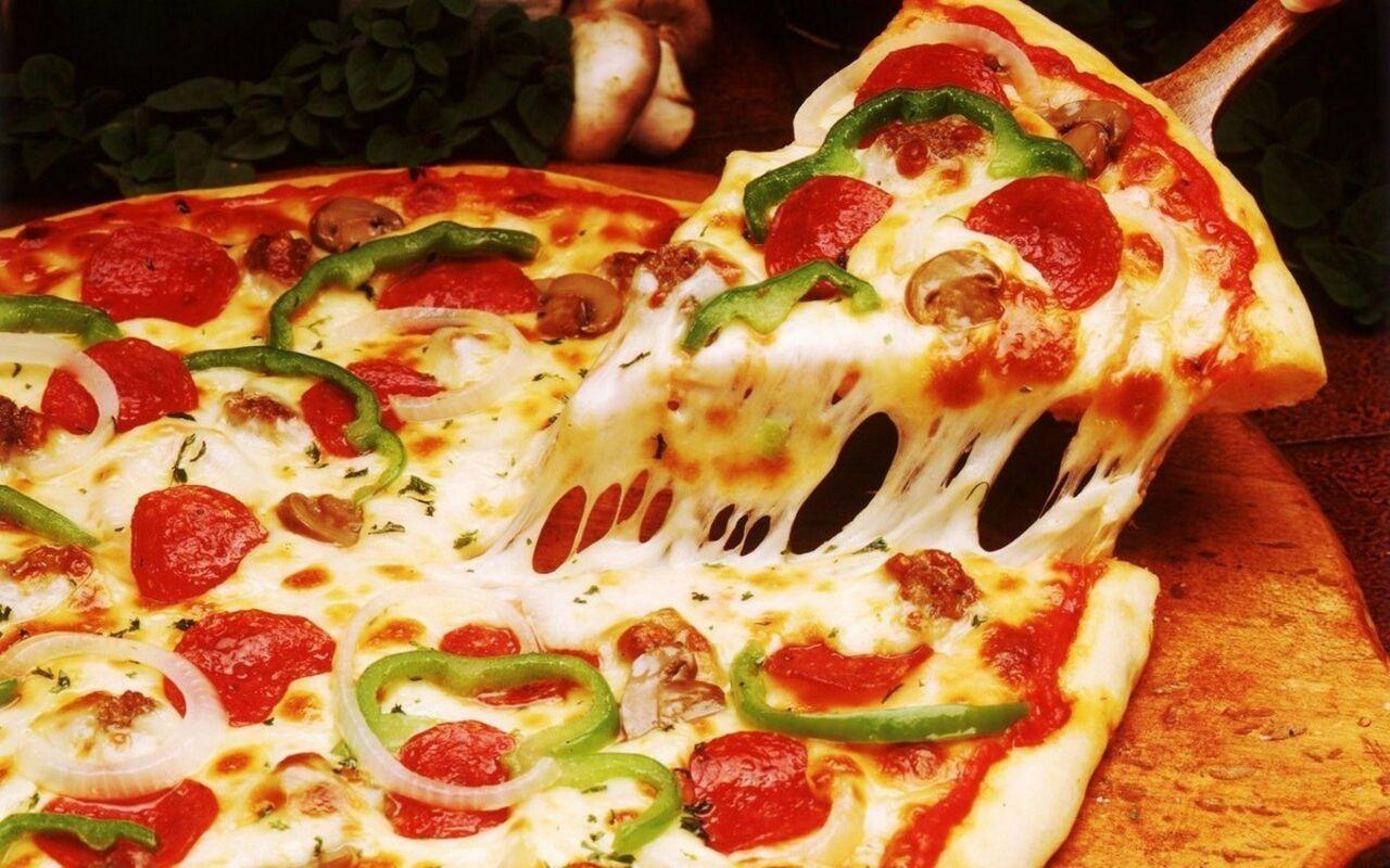 «Острый как Путин». ВВашингтоне ресторан начнет подавать пиццу вчесть президента