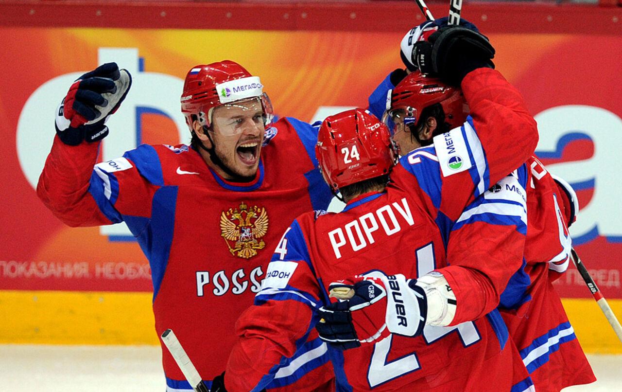победу в хоккее ставки россии на
