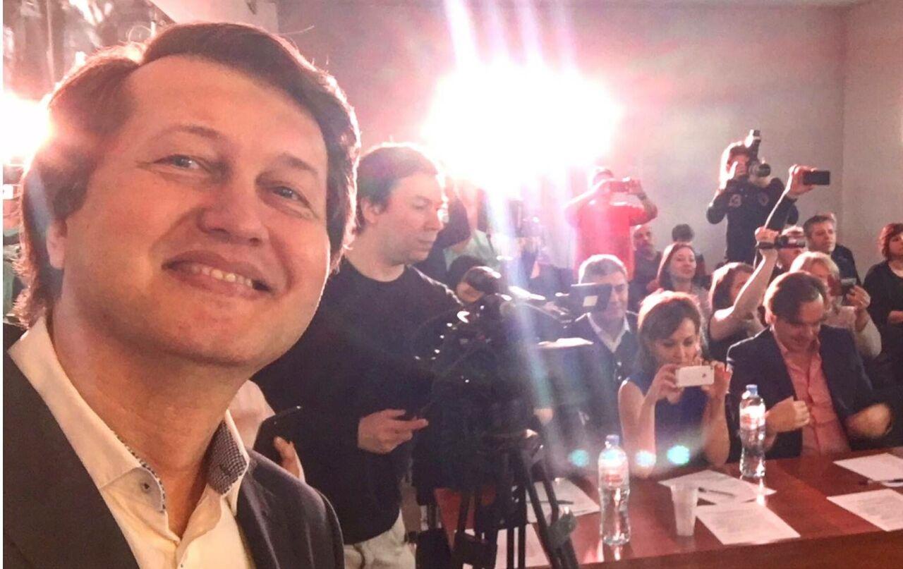 Омский продюсер Грушевский осужден на17 лет запедофилию