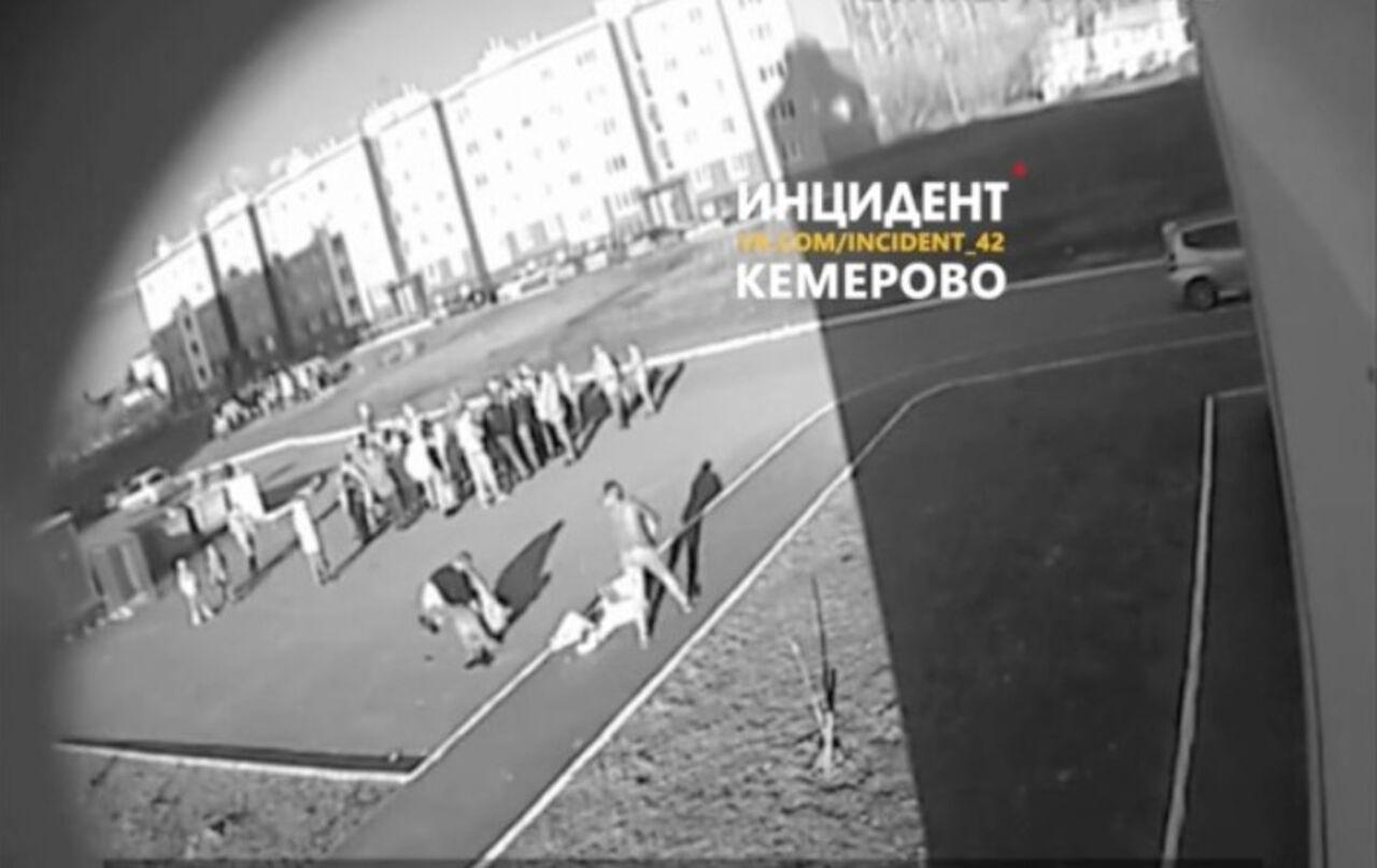 ВКемерове в потасовке 2-х мужчин пострадал грудной ребенок