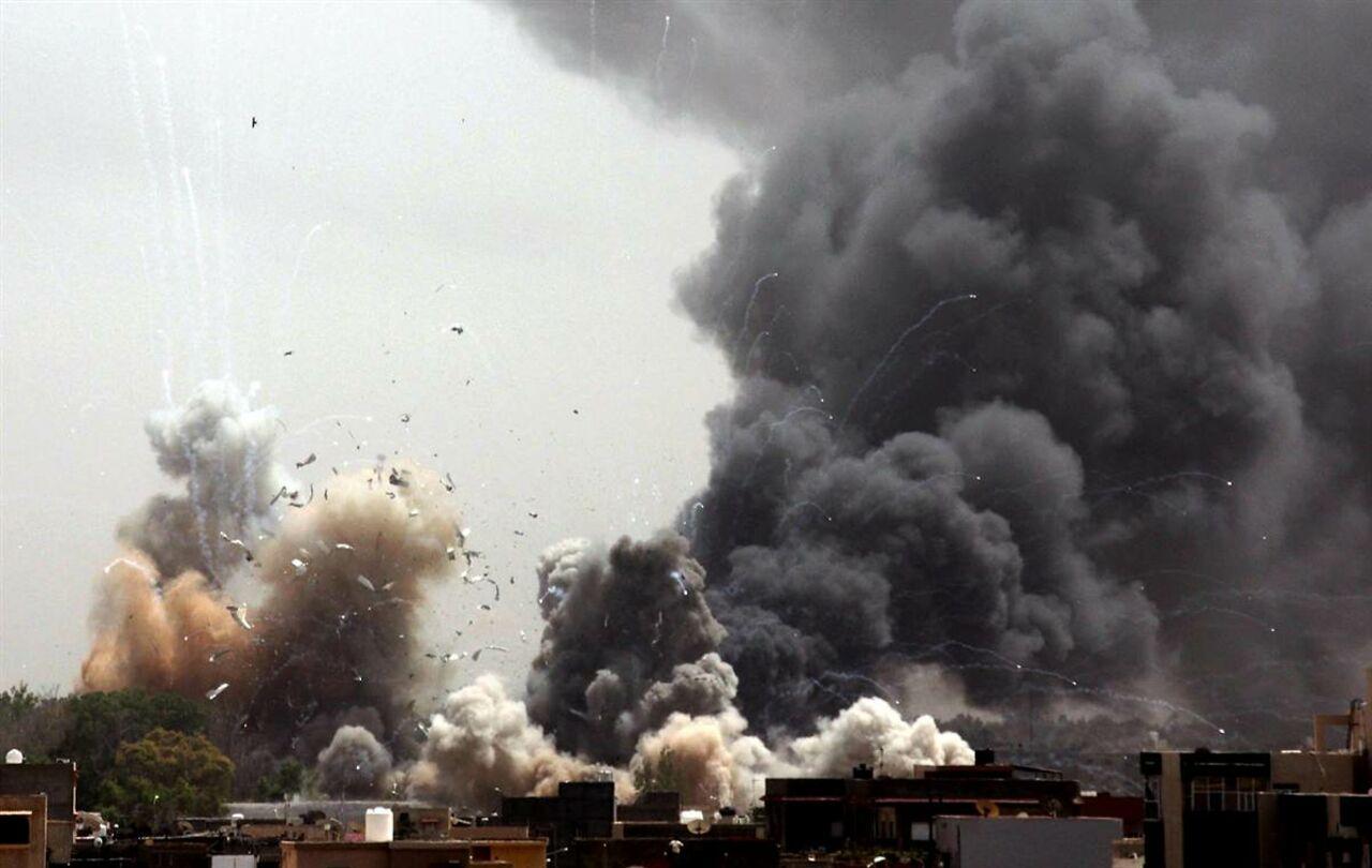 США признали вероятность погибели мирных граждан Сирии при авиаударе поИГ