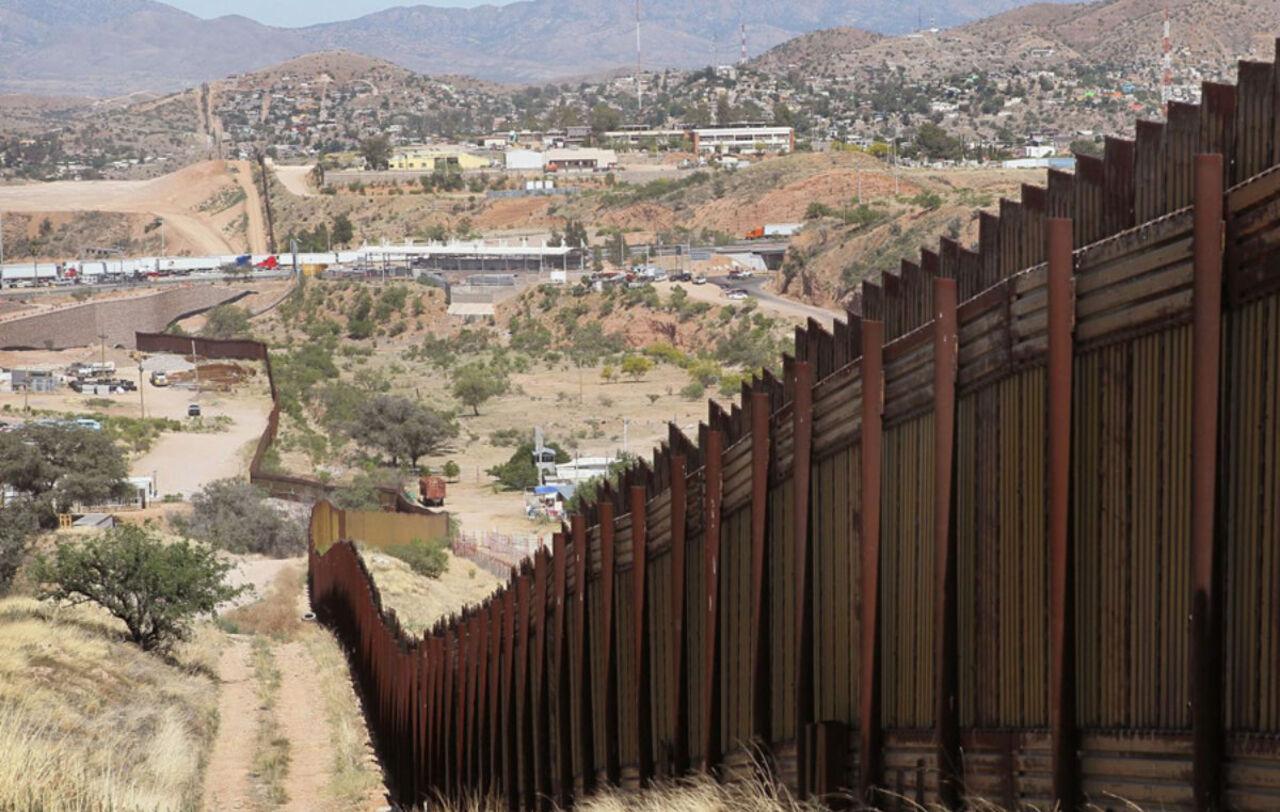 Стена награнице сМексикой обойдется США в1,6 млрд долларов