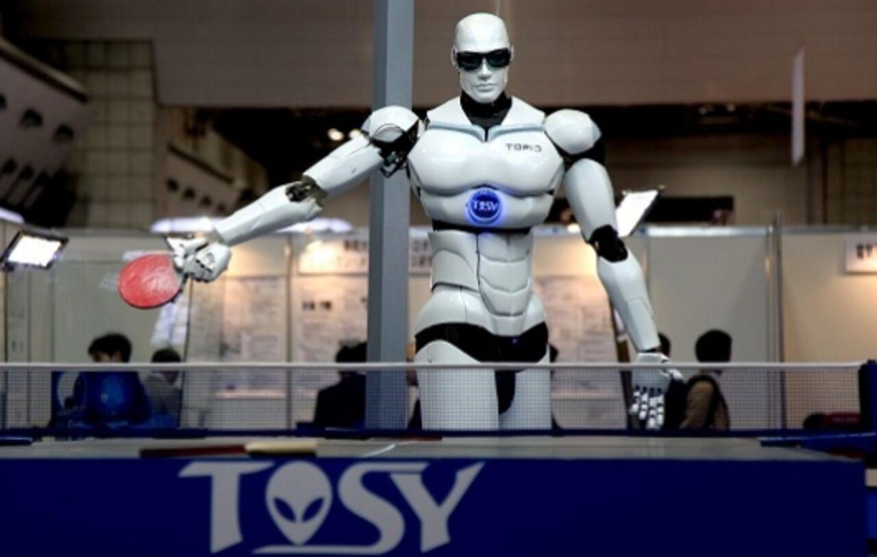 Япония проведёт в 2020 году Всемирный саммит роботов на котором машины будутсоревноваться в точности скорости и качестве работы