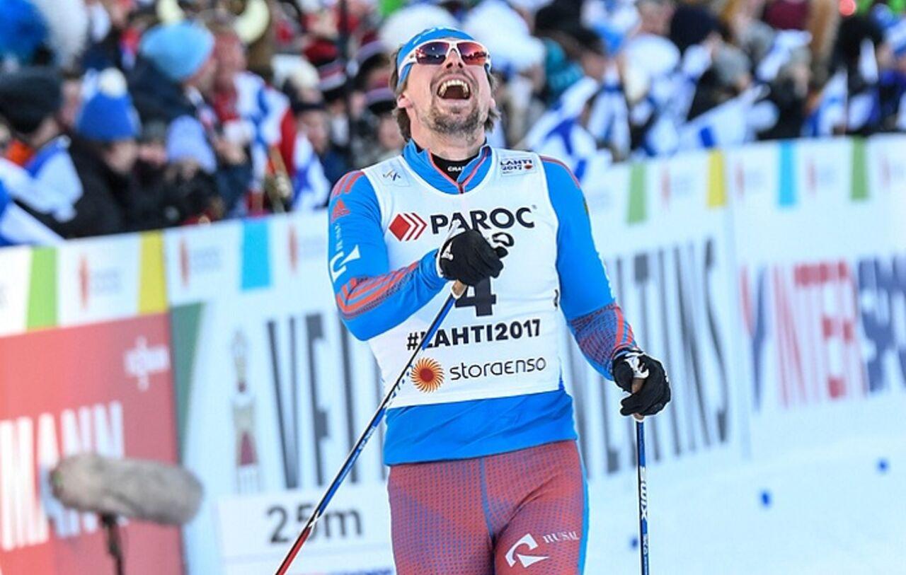 Российский лыжник Сергей Устюгов победил вскиатлоне наЧМ