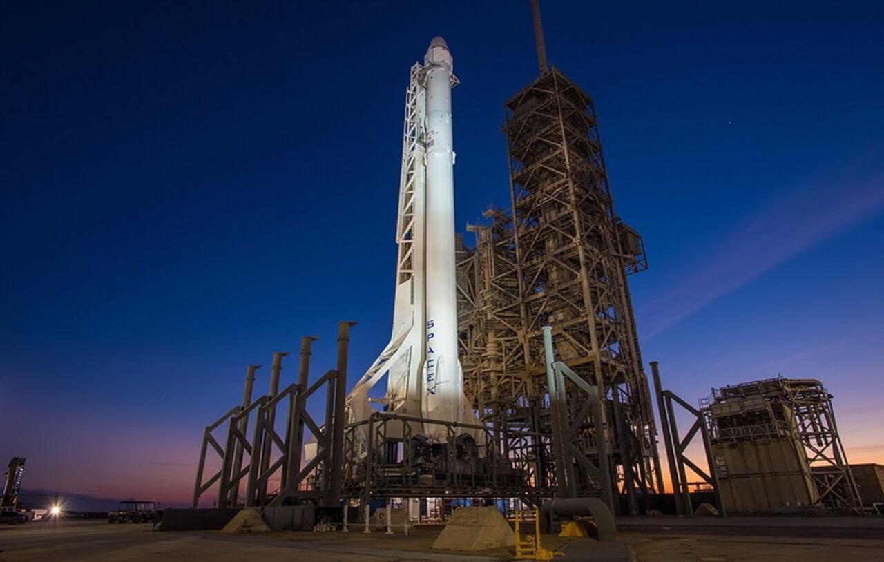 Старт ракеты Falcon 9 вновь отложен