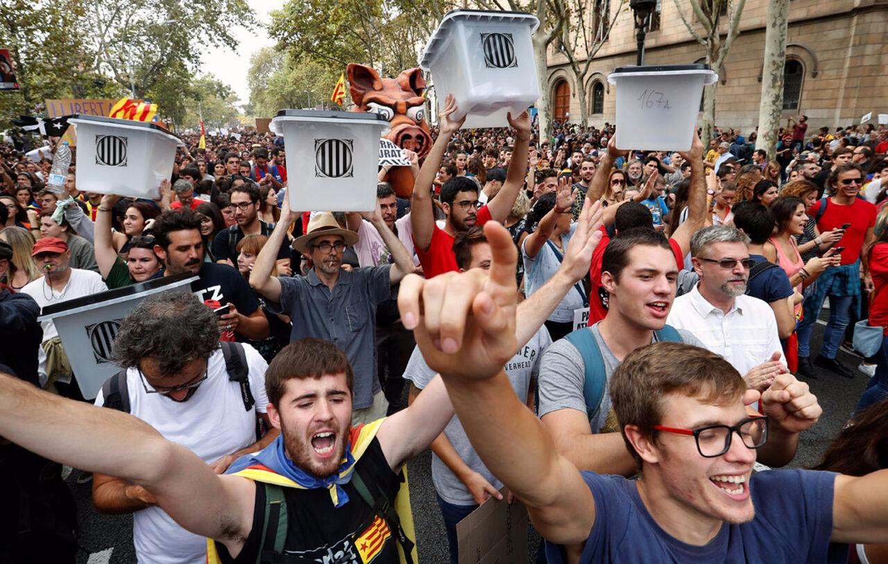 Областные  выборы вКаталонии пройдут уже вначале года