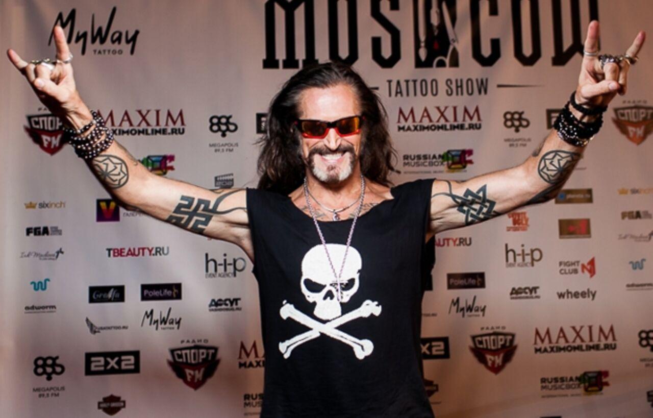 Джигурда объявил, что покрыл все свое тело татуировками из-за ссор сАнисиной