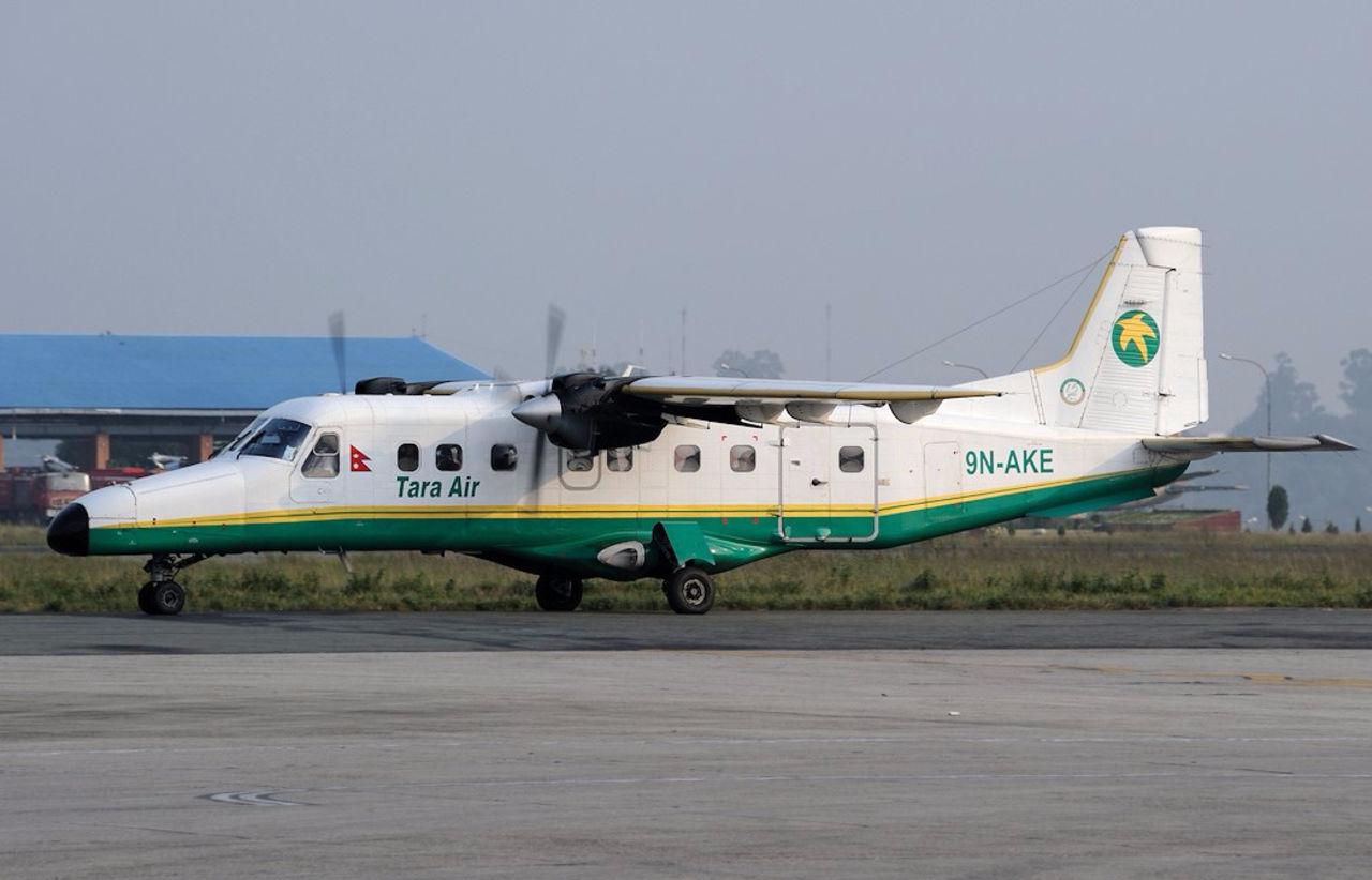 ВНепале пропал без вести самолет с23 пассажирами