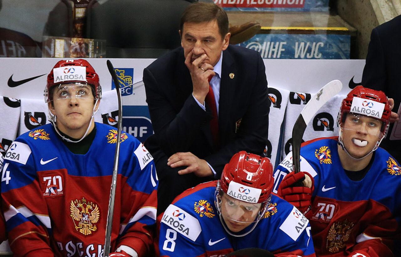 Хоккеисты Канады иСША вышли вфинал молодежного чемпионата мира