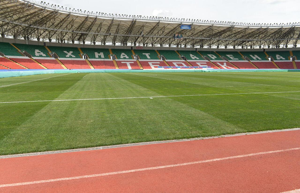 Кадыров пояснил, почему «Терек» стал «Ахматом»— Воля фанатов