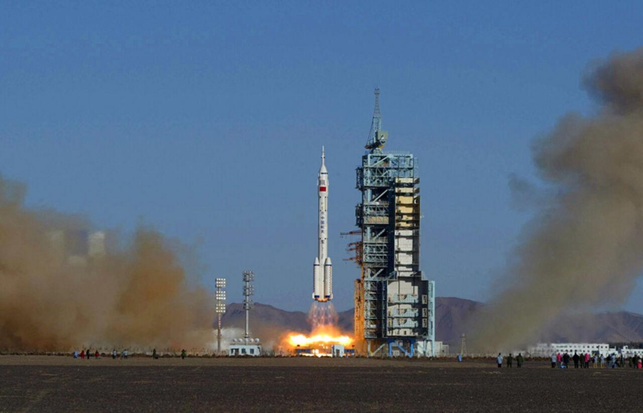 Ученые изРФ хотят проводить эксперименты накосмической станции Китайская республика