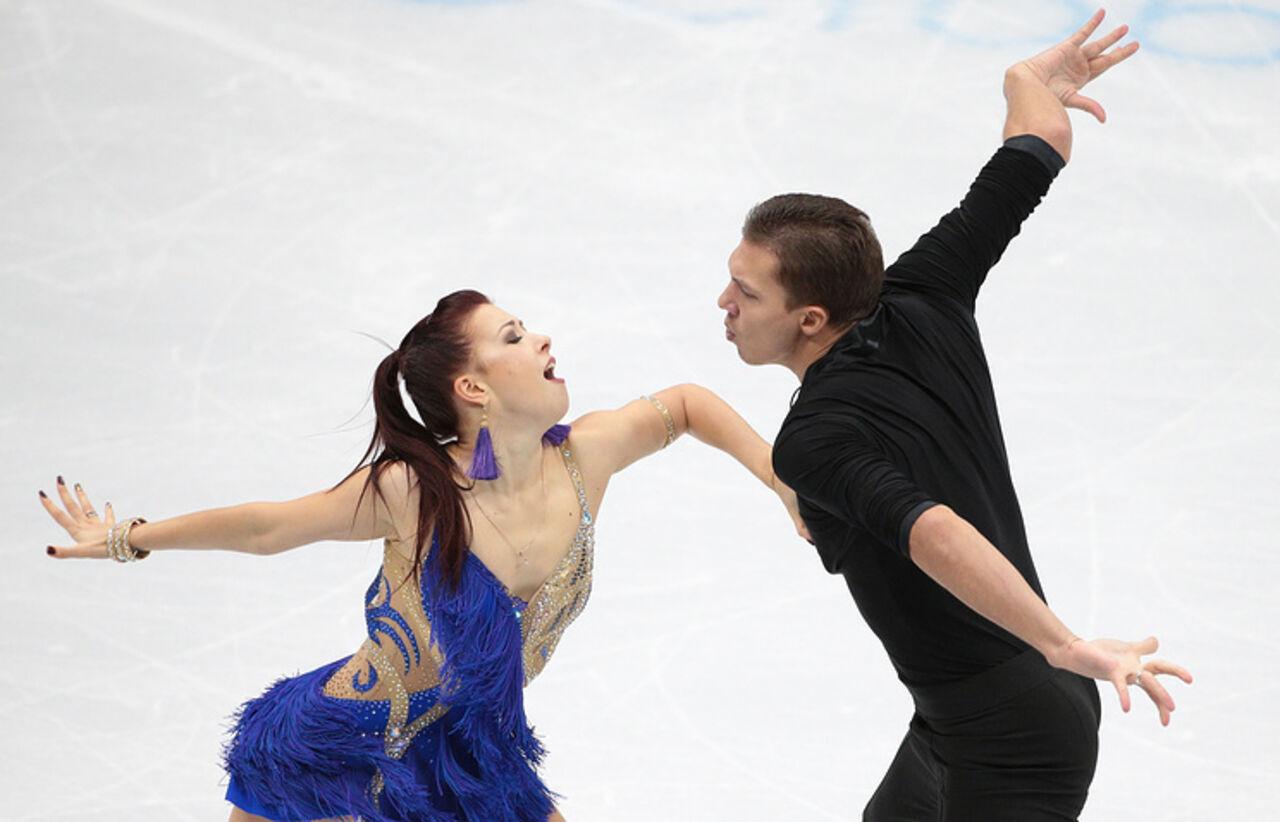 Фигуристы Боброва иСоловьев победили вкоротком танце начемпионате Российской Федерации