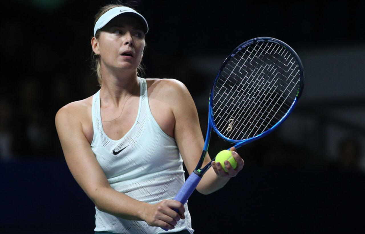 Мария Шарапова вернулась втоп-50 рейтинга Женской теннисной ассоциации