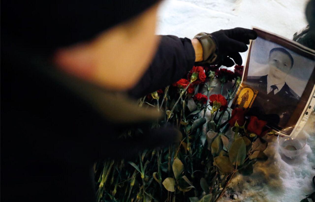 ВМинобороны подтвердили, что тело погибшего пилота Су-25 возвращено в РФ