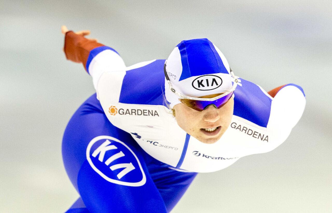 Русские конькобежки выиграли зачет Кубка мира в командном спринте