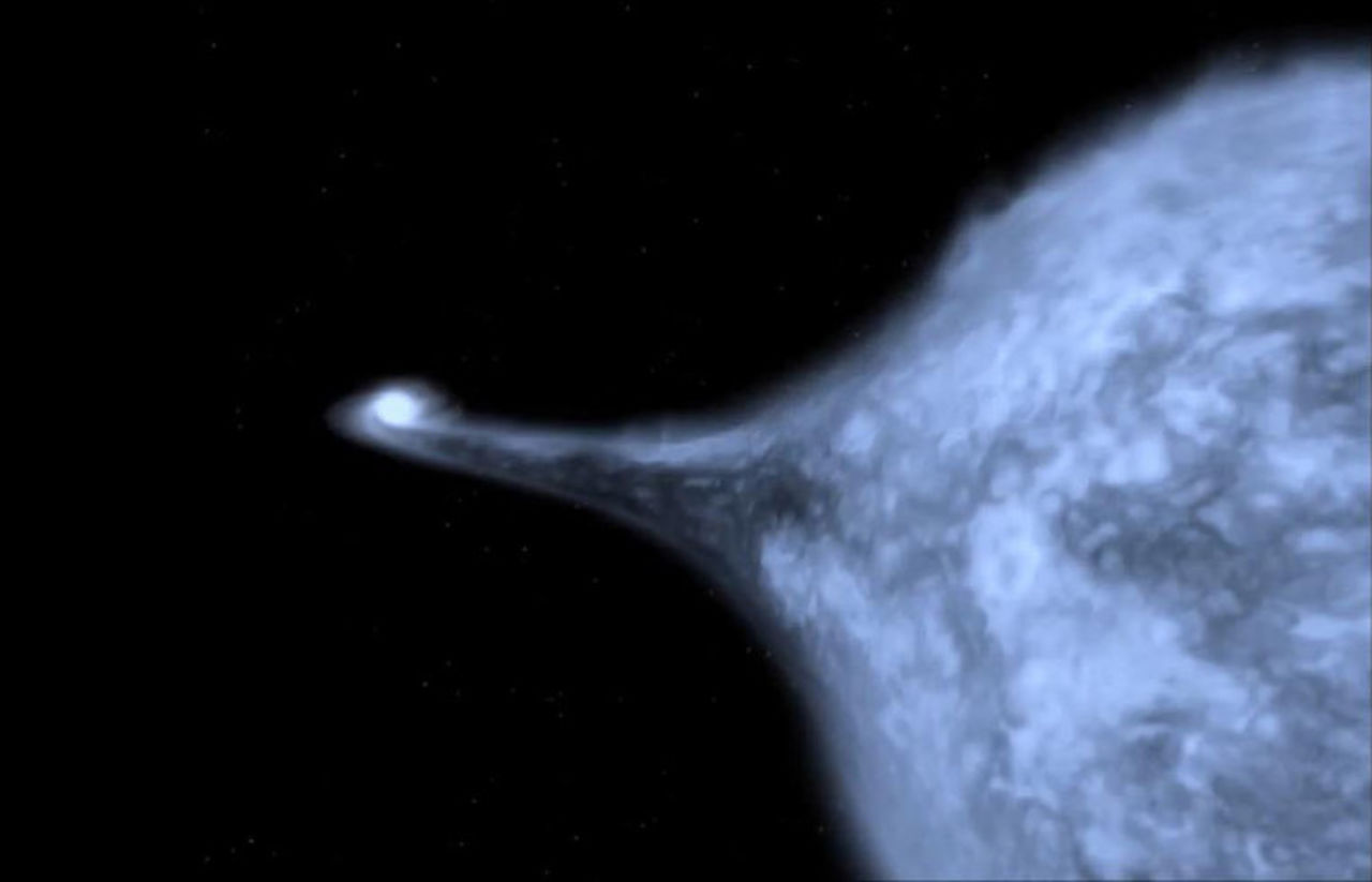 Астрономы выявили главный источник антиматерии вМлечном пути
