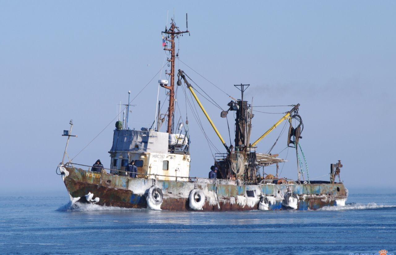 рыболовное судна это суда