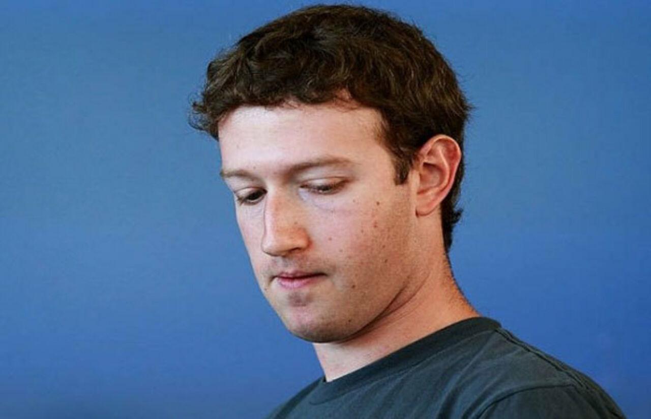 Цукерберг использовал очень слабый пароль «dadada»— Хакеры