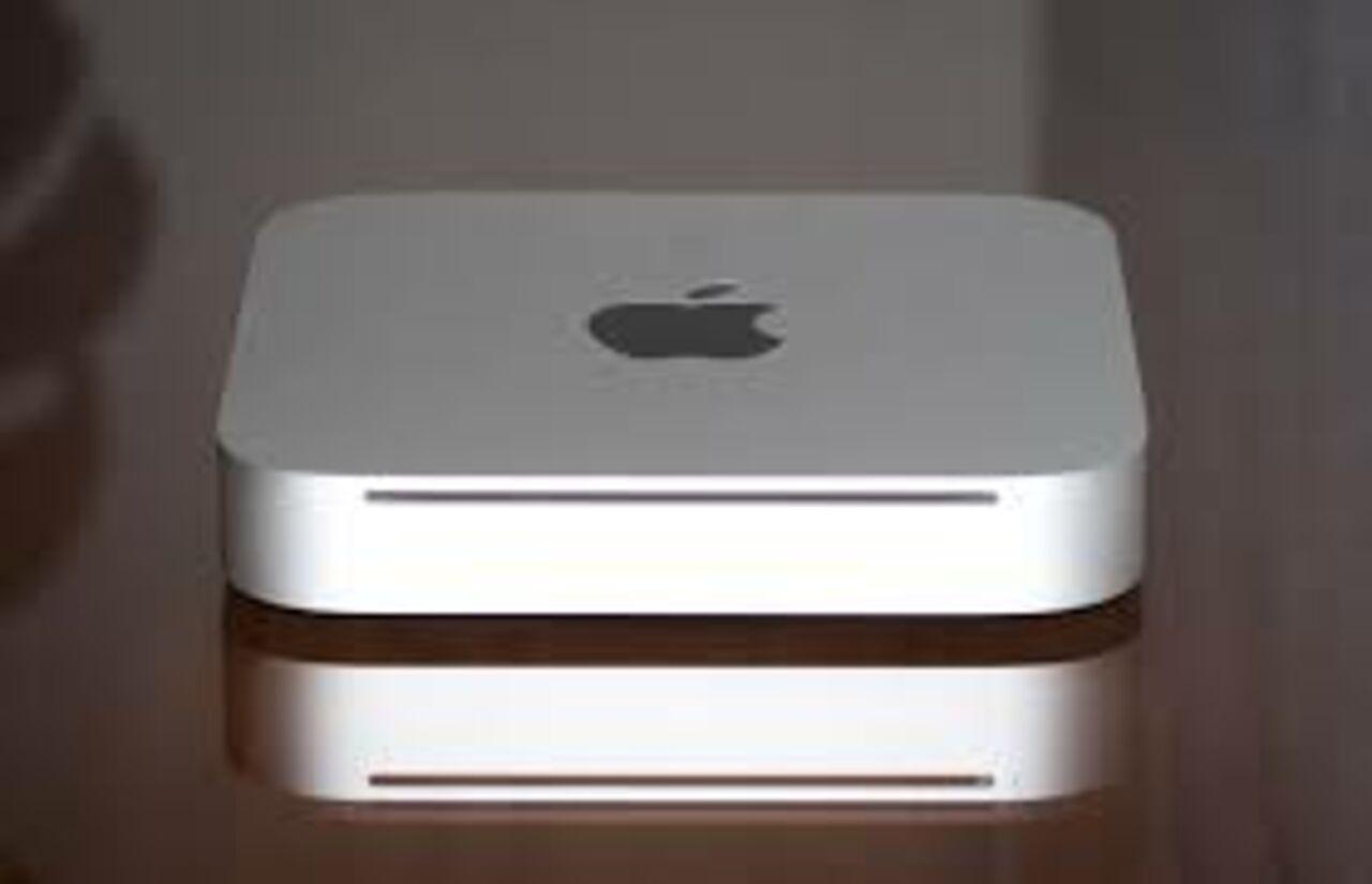 Apple представит осенью новейшую модельПК Mac Мини