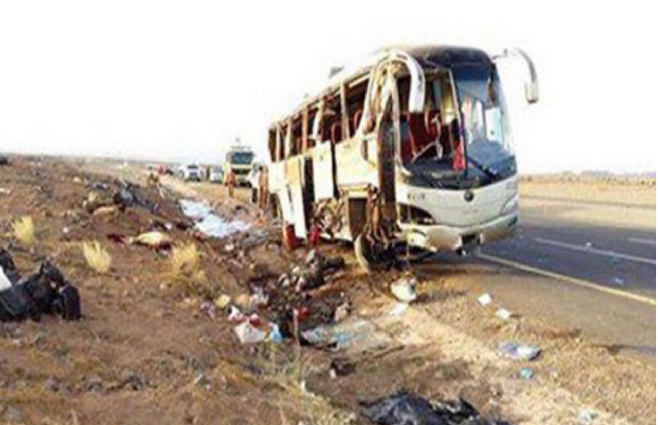 ВЕгипте 23 человека погибли при нападении исламистов наавтобус схристианами