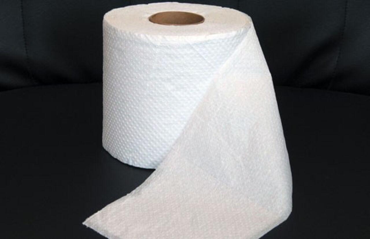 Конкурс рулон туалетной бумаги