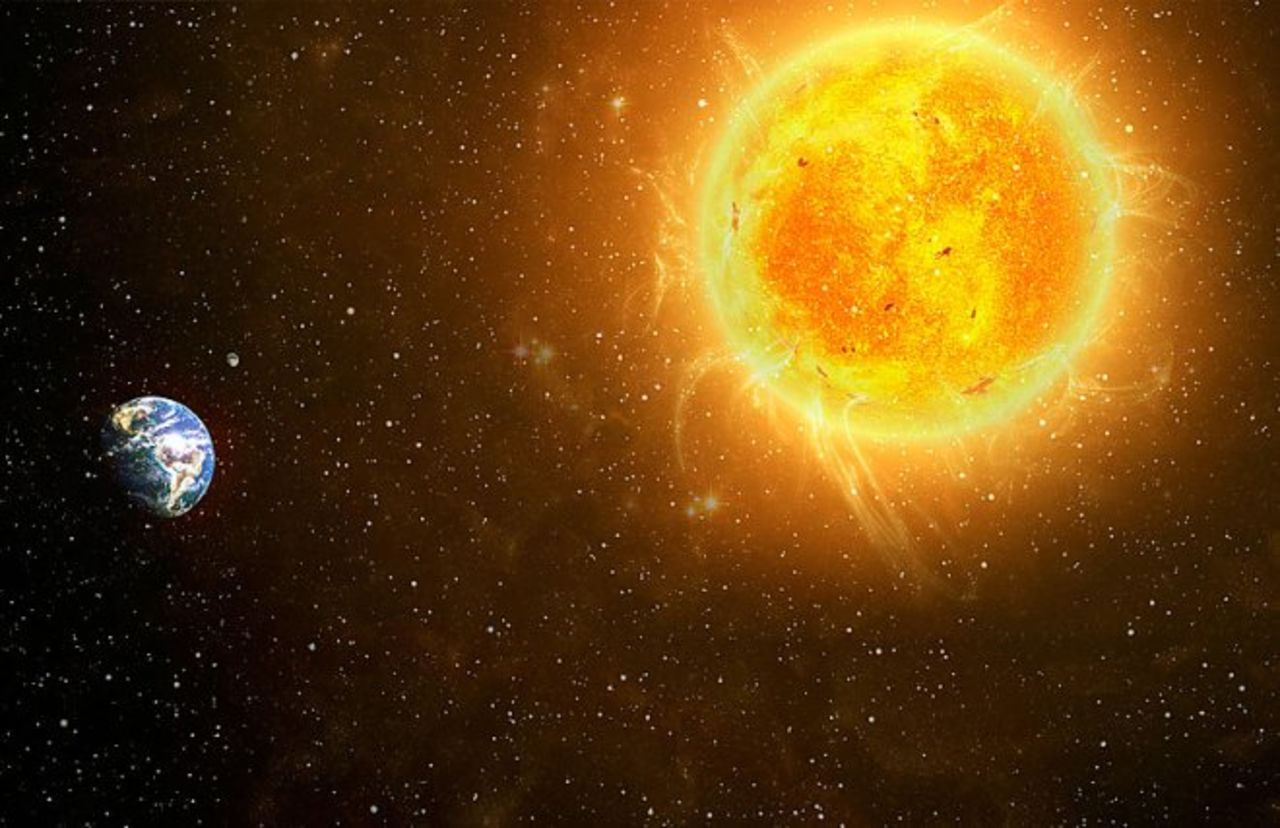 Ученые обнаружили наСолнце явление, встречающееся только наЗемле