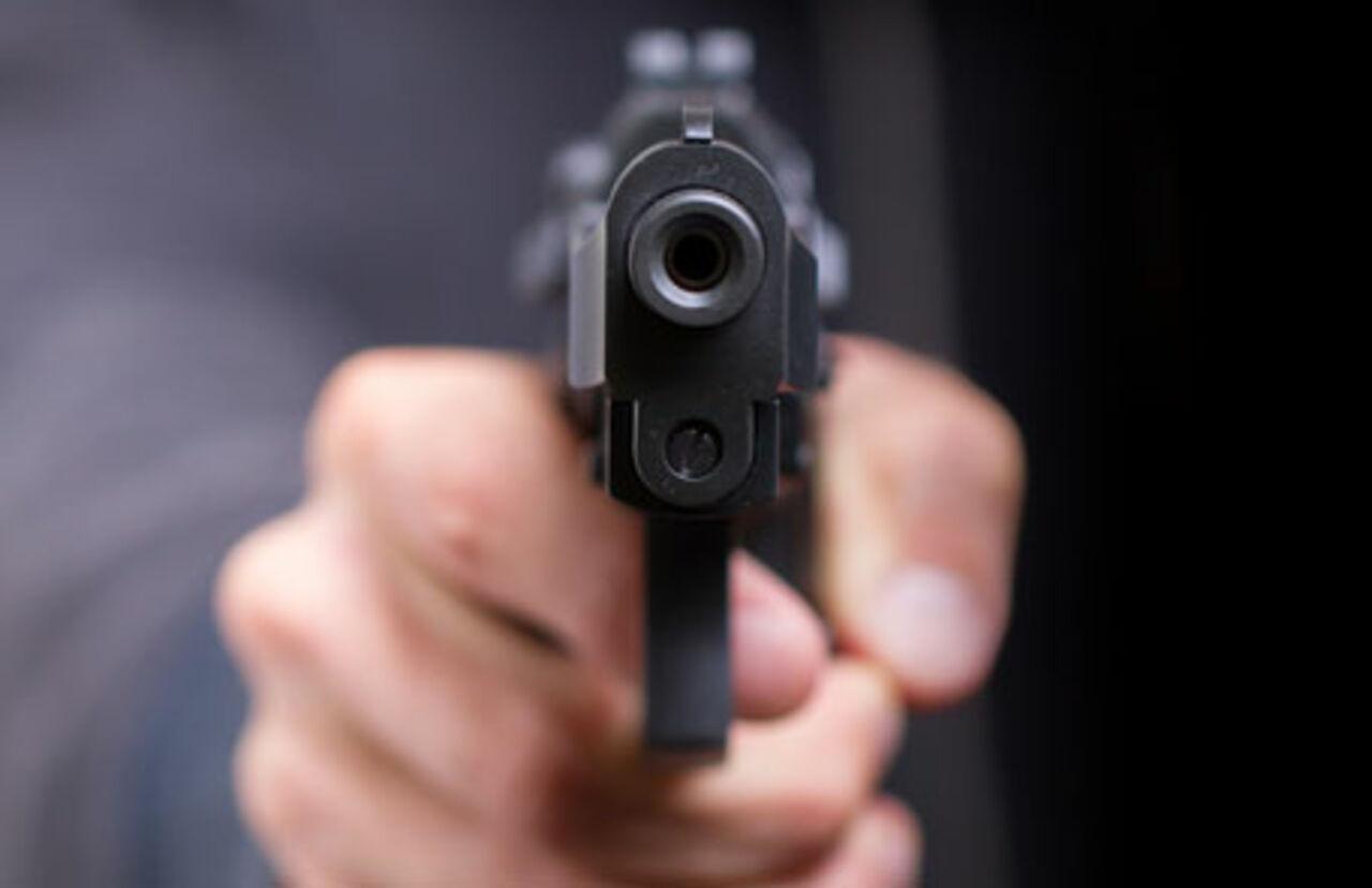 Бытовая ссора: вПодмосковье мужчина 10 раз выстрелил взнакомого
