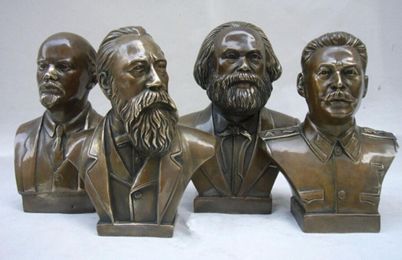Благовещенцу дали два года закражу Ленина, Сталина иМао Цзэдуна