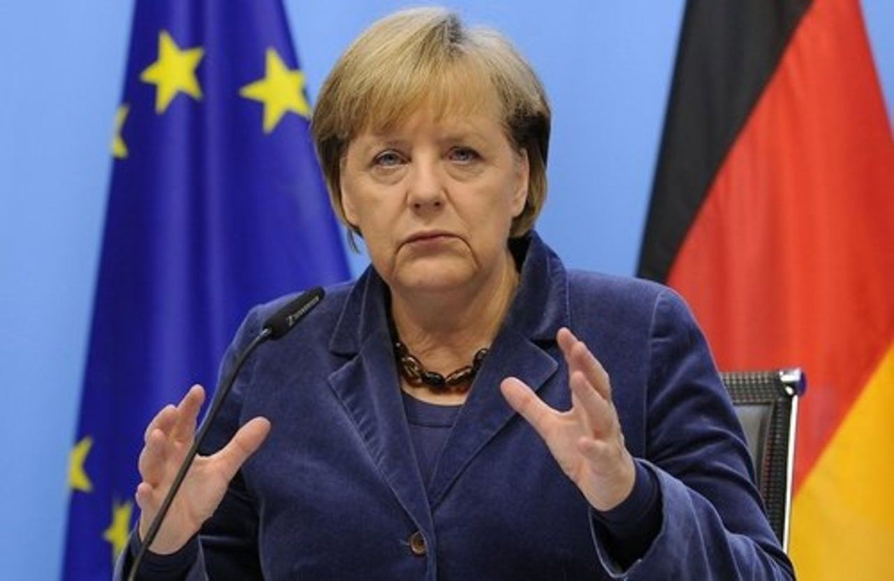 Участие Германии всанкциях против Российской Федерации обойдется очень дорого