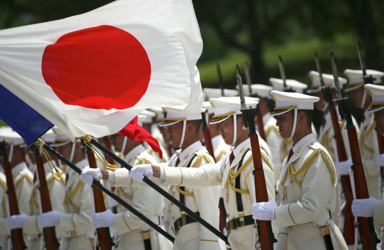 ВЯпонии планируют утвердить наибольший  военный бюджет вистории страны