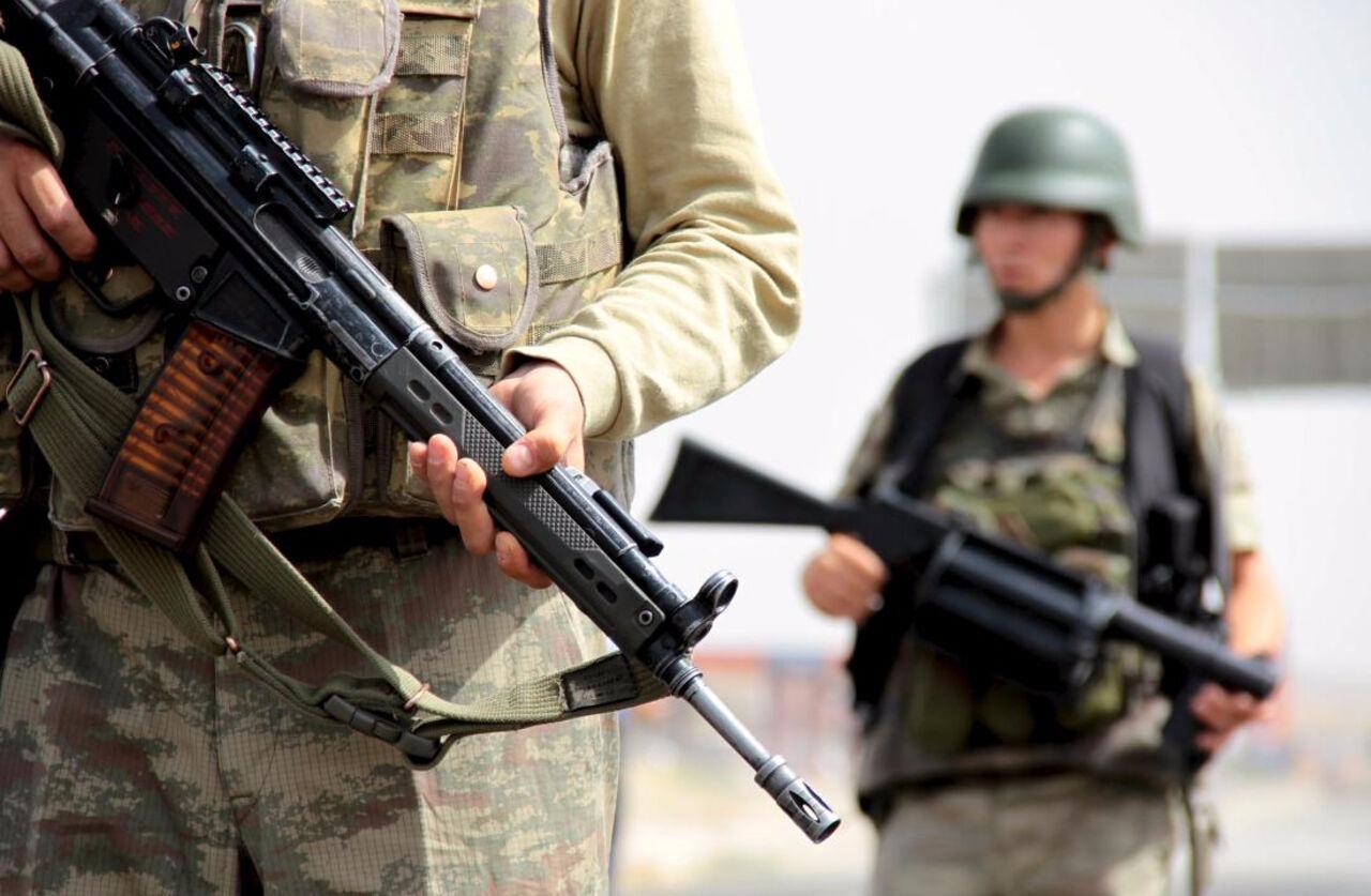 ВТурции около границы сИраком взорвали автомобиль с военнослужащими