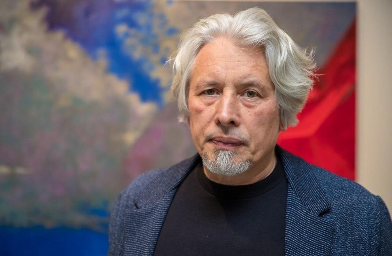 Владимир Сорокин получил премию НОС
