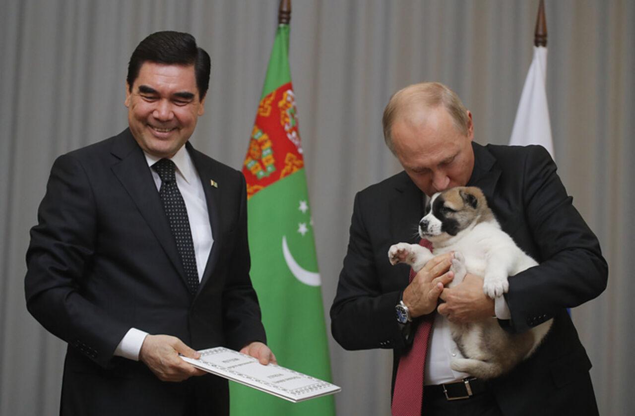 Глава Туркмении зовет Францию в газовые проекты