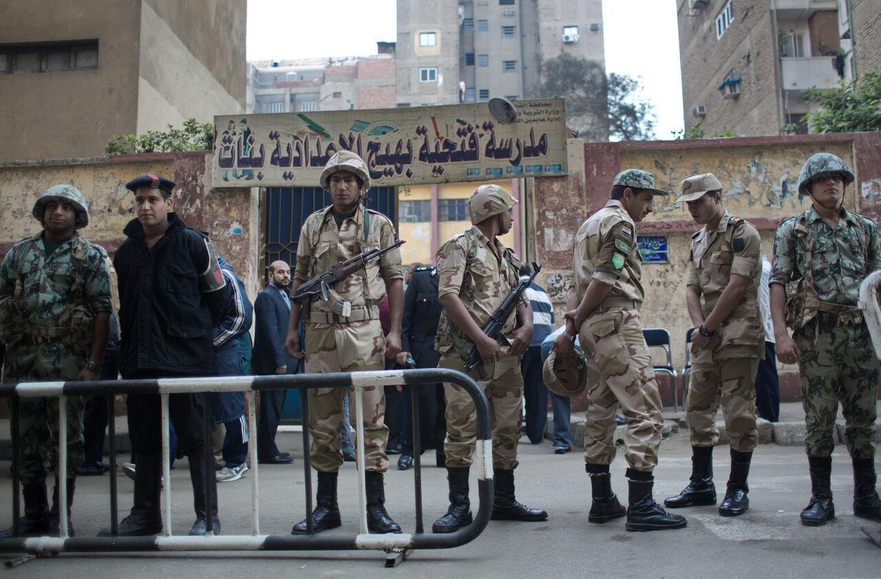 ВЕгипте убили одного излидеров экстремистской организации «Братья-мусульмане»