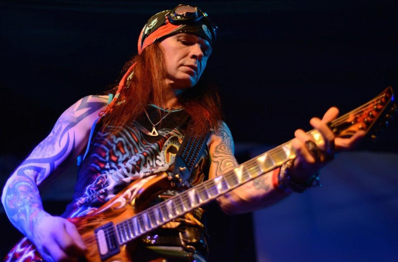ВКемерове выступит известный рок-музыкант