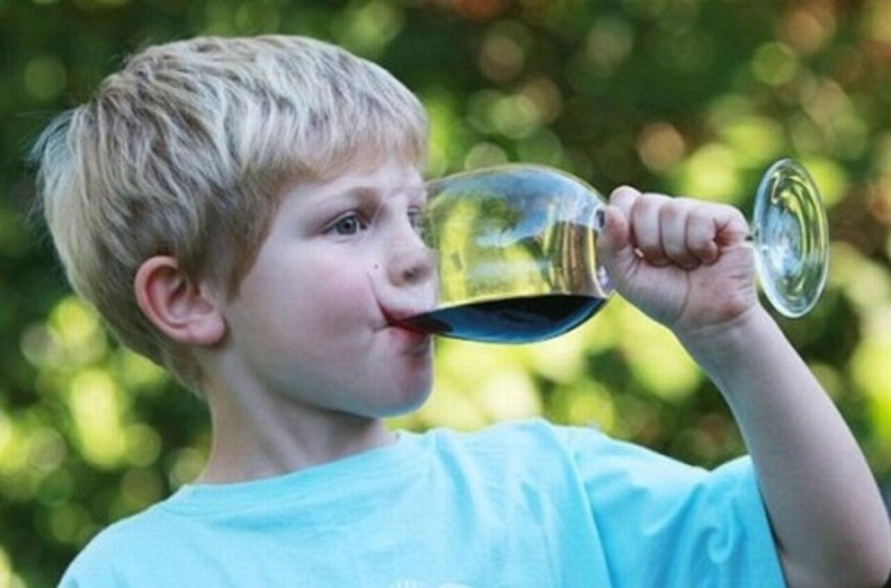 Как влияет алкоголь на ребенка и почему дети употребляют спиртные напитки? 77