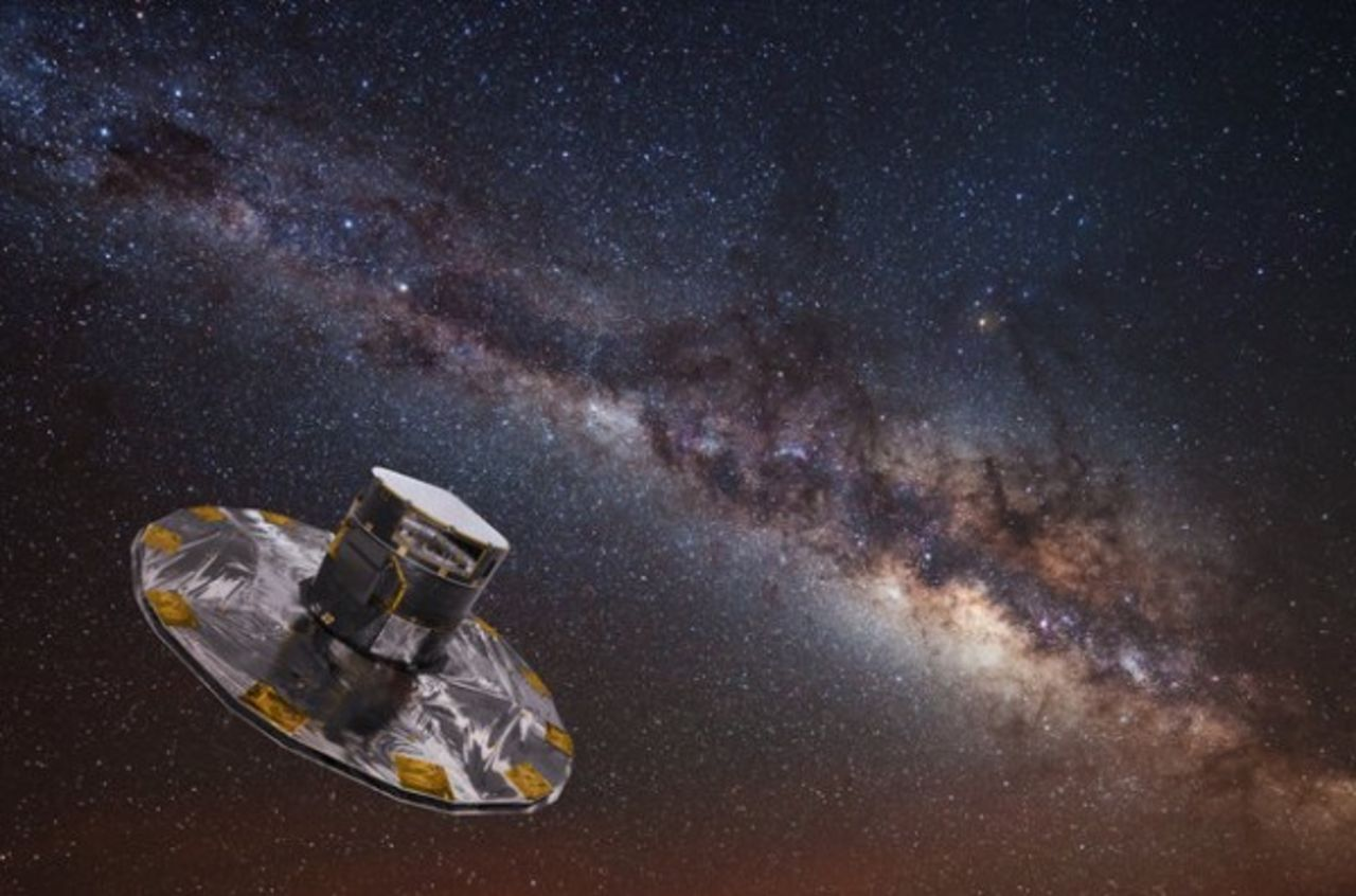 Ученые создали трехмерную карту Млечного Пути