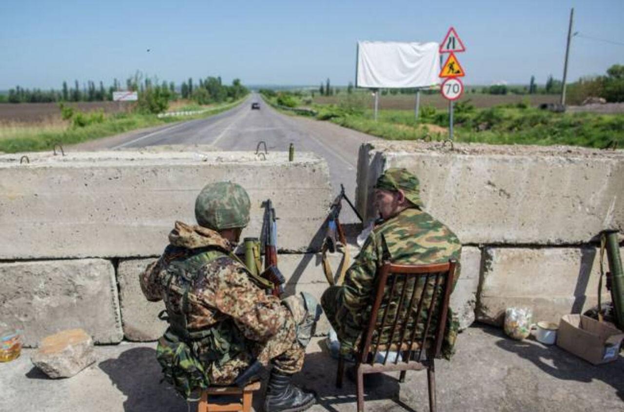 Украинская армия атаковала позиции сил ДНР назападе Донецка