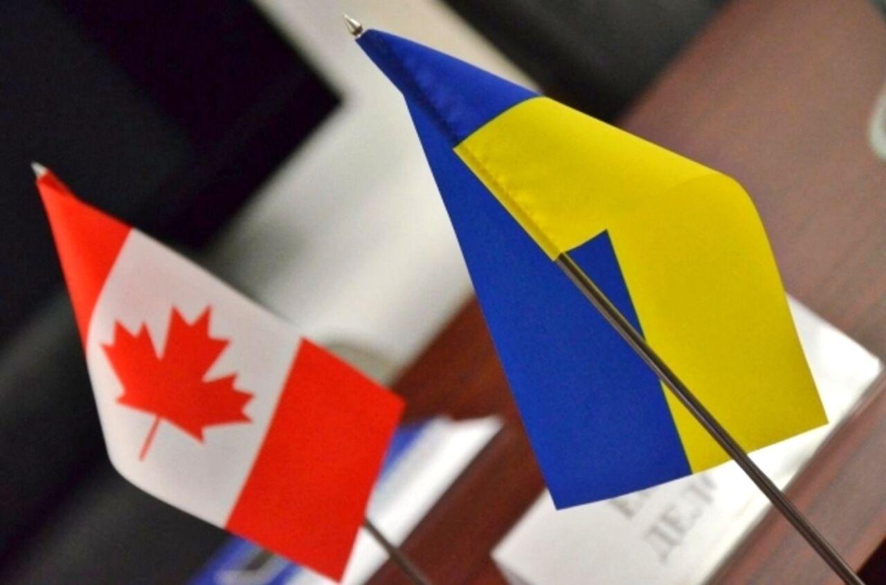 Соглашение освободной торговле между Украинским государством иКанадой вступило всилу