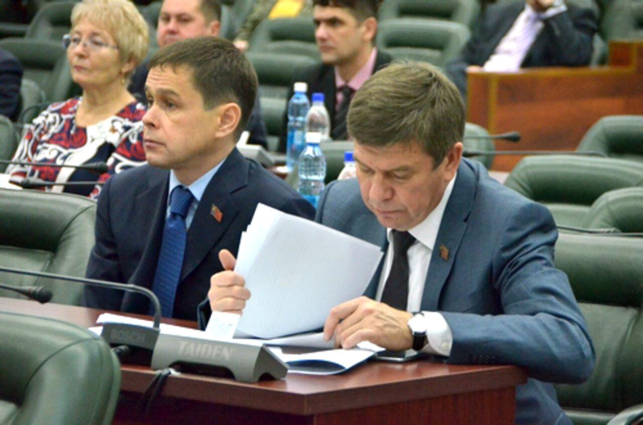 Расходы кузбасского бюджета возросли  на1,5 млрд руб.