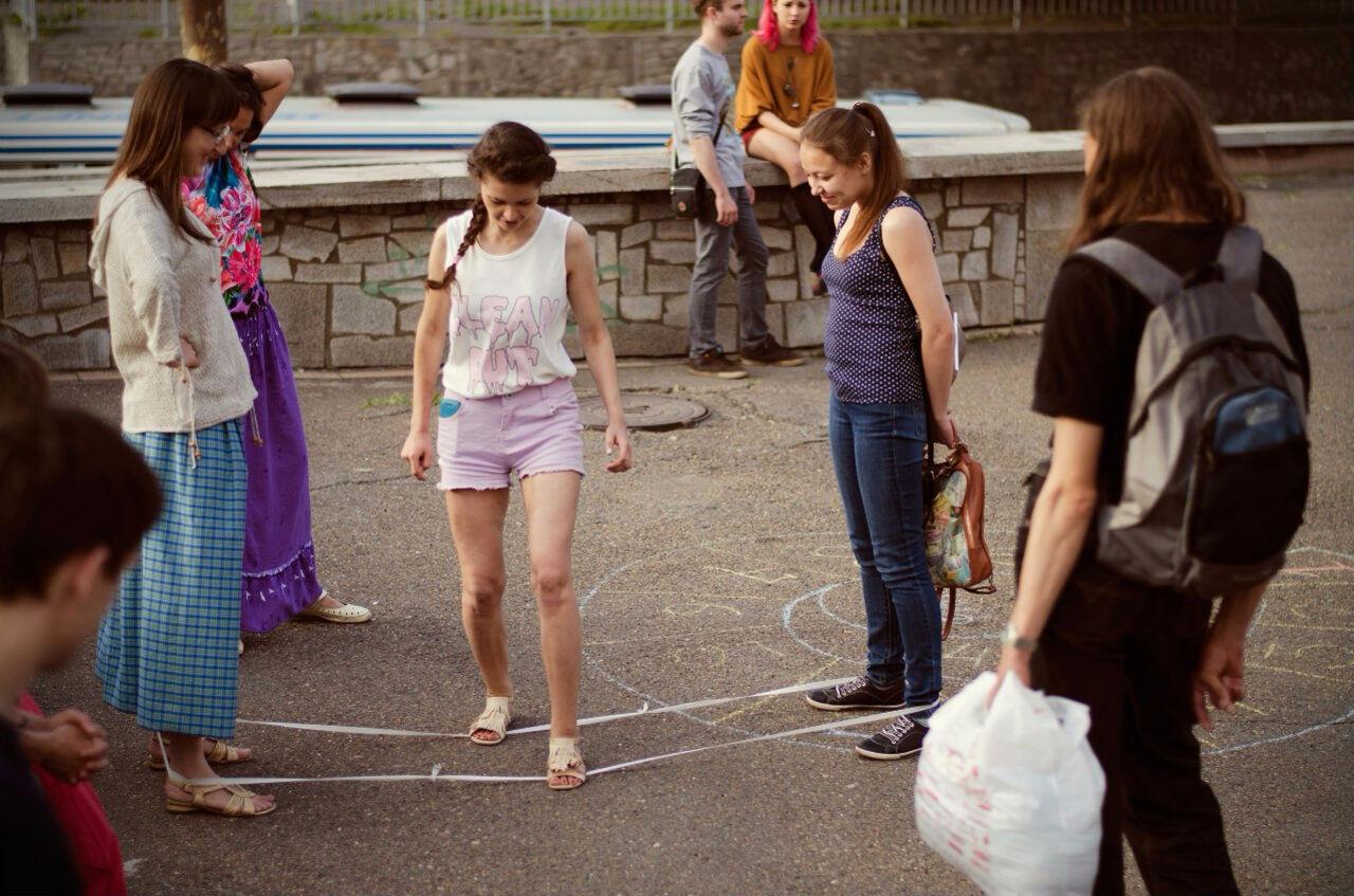 90-х фото что играли дети