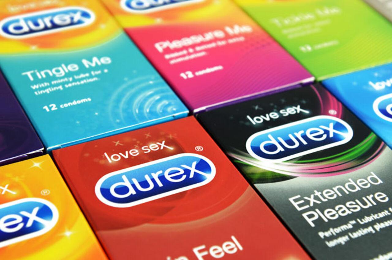 Презервативы Durex ушли наперерегистрацию, которая может занять более одного года